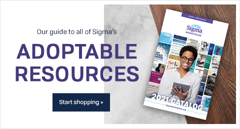 Our guide to all of Sigma's Adoptable Resources